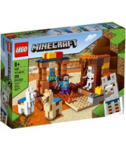 Lego Minecraft. Punct comercial