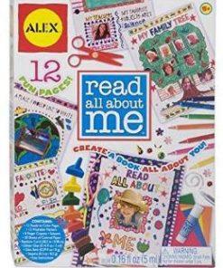 Read all about me. Cartea mea despre mine